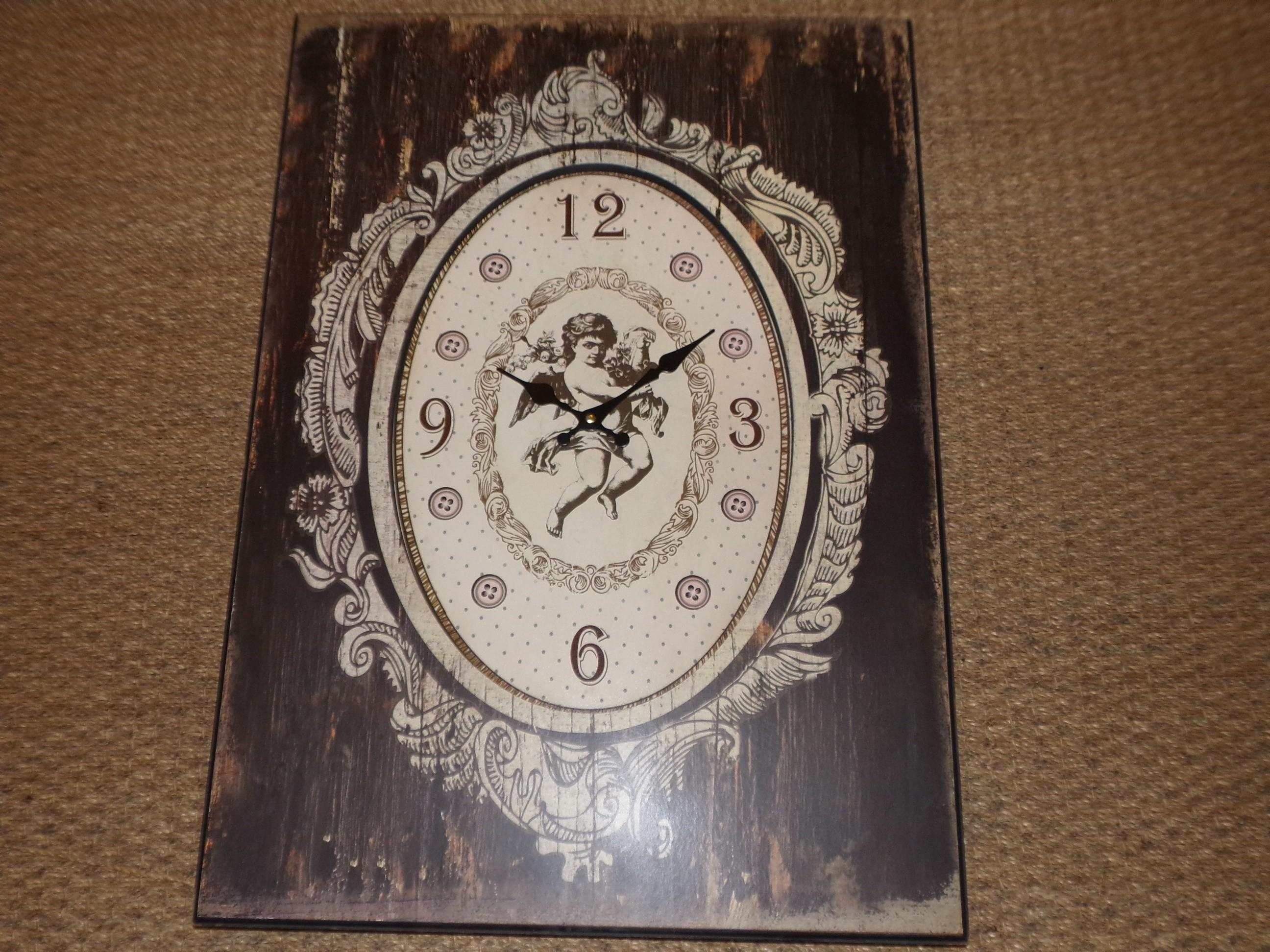Grandes horloges murales cheap dcouvrez les horloges murales gantes en sticker avec leurs for Grandes horloges murales design