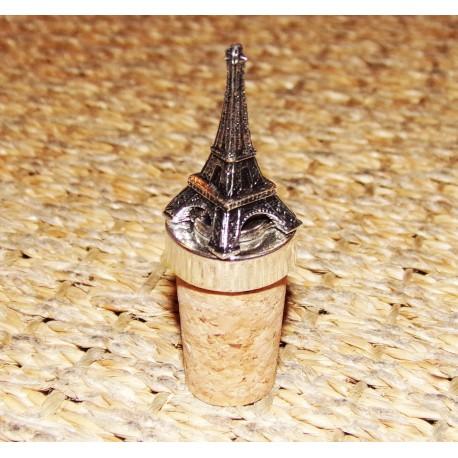Bouchon décoratif pour bouteille de vin tour eiffel Aulica
