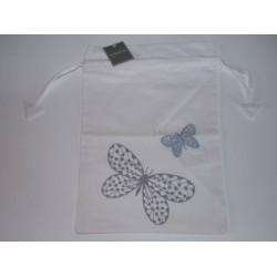 Sac lingerie décor papillons Amadeus