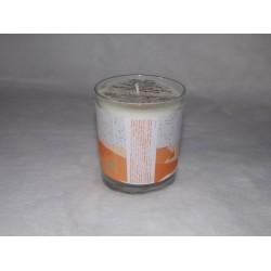Bougie parfumée épicée cannelle orange Durance